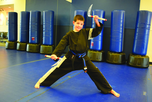 Martial Arts and Autism - Lessons for Life